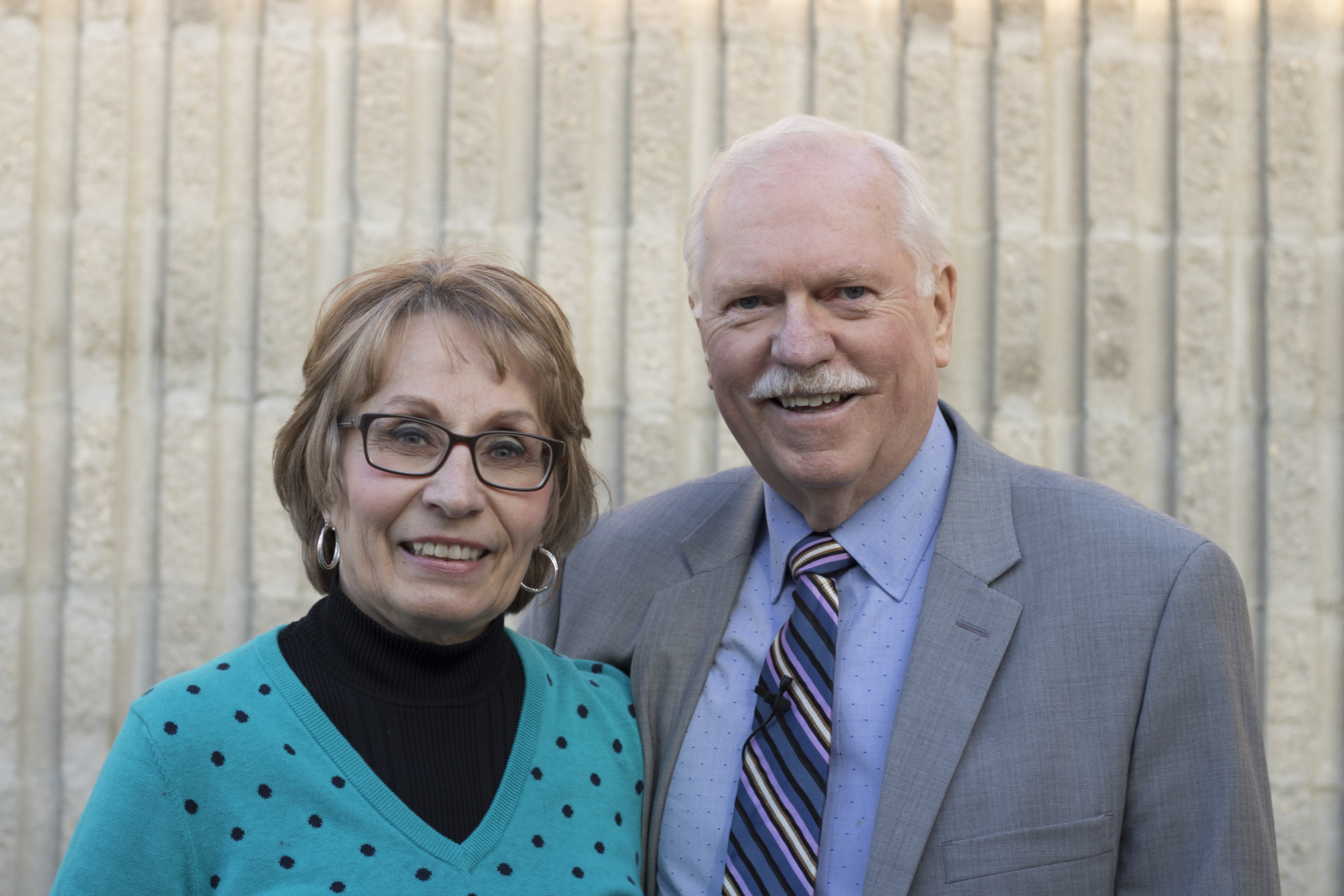 Pastor Archie & Marilyn Dyck